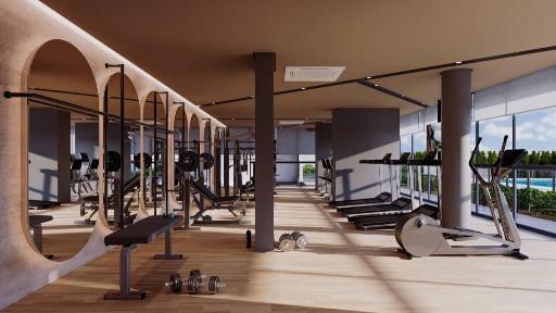 Fitness interno do Essência