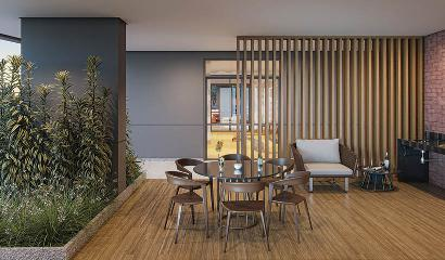 Lounge Coberto