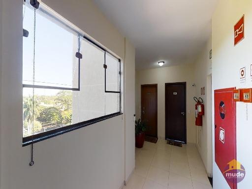 Corredor acesso ao apartamento