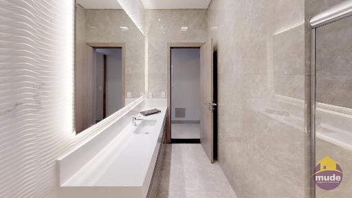 Banheiro de Hóspedes