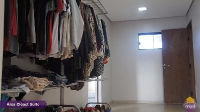 Closet Suíte Casal