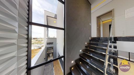 Vista Lateral da Escada