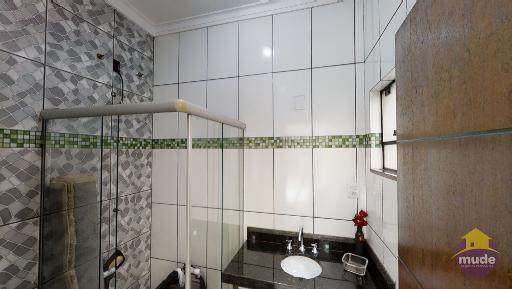 Banheiro Suíte Solteiro 01 (andar baixo)