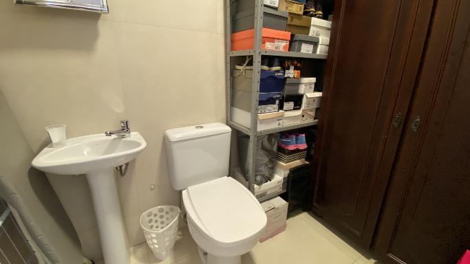 Banheiro Funcionário(a)