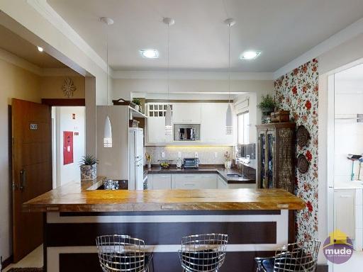Vista da Cozinha Americana