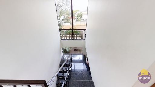 Visão da Janela da Escada
