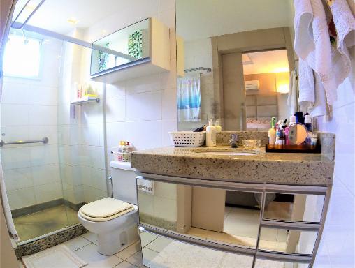Banheiro Suite 1 Master