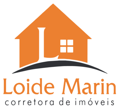 Este é o logotipo da Loide Marin. Uma super conceituada imobiliária em Sorocaba
